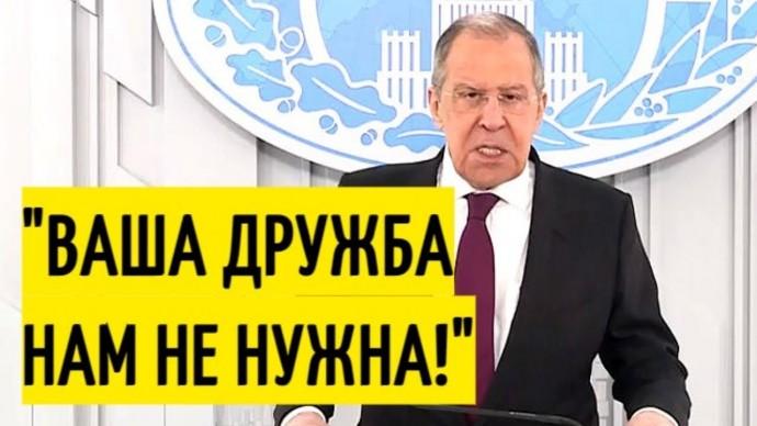 Срочно! Заявление Лаврова ШОКИРОВАЛО самоуверенный Запад!