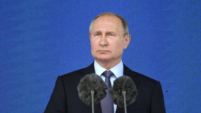 Новый ПРОРЫВ России! Мощное выступление Путина!