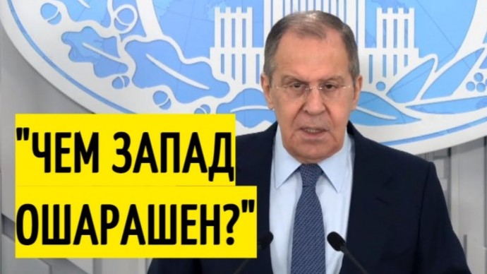 Срочно! Лавров о задержании создателя NEXTA в Белоруссии!