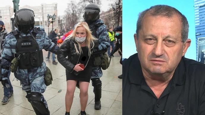 Мощный АНАЛИЗ Кедми о ПРОТЕСТНЫХ акциях в поддержку Навального!