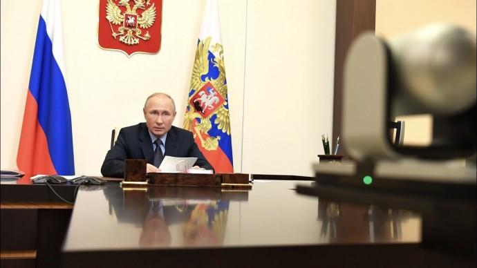 Путин призвал серьезно отнестись к реализации антинаркотической стратегии
