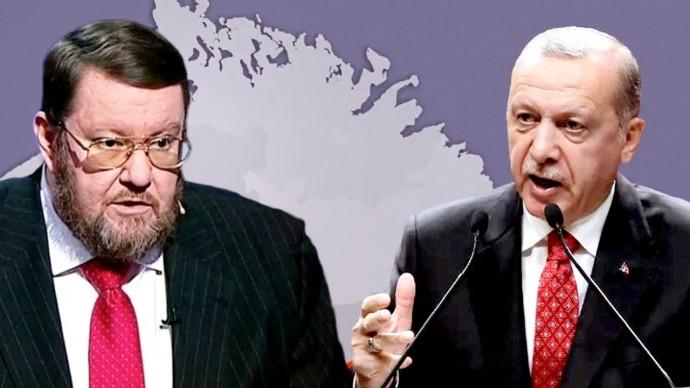 Куда ведёт Турцию Эрдоган? Мощный анализ Сатановского!