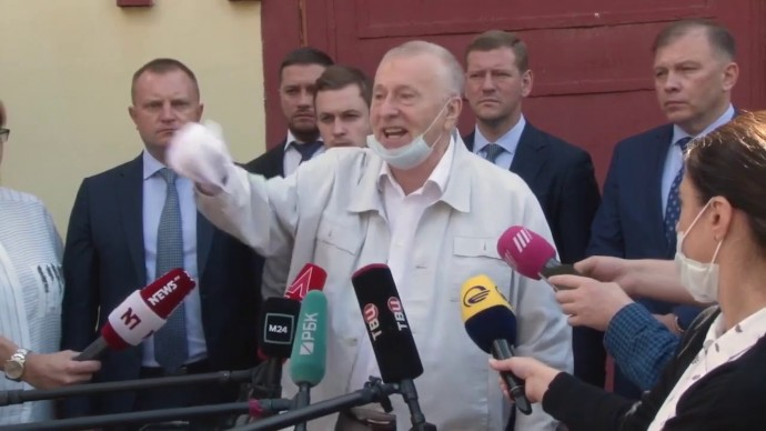 """""""Они думают, что мы ИДИОТЫ!"""" Срочное ЗАЯВЛЕНИЕ Жириновского!"""