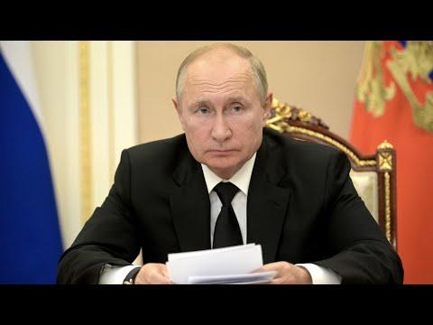 Путин: Россия не допустит оправдания планов преступников, развязавших Вторую мировую войну
