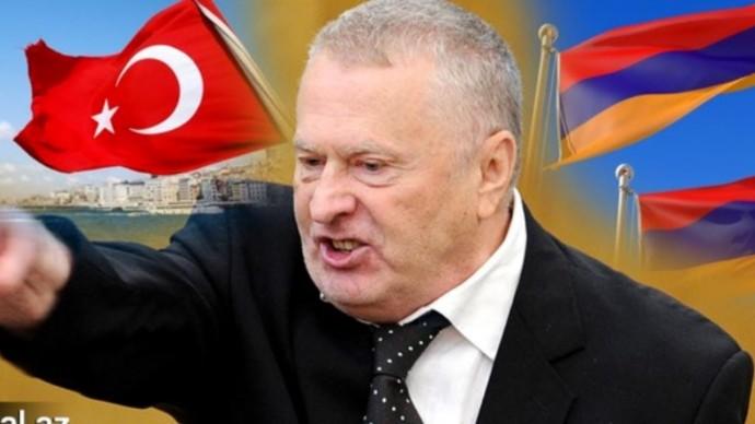 Турция нас ПРЕДАЛА! Жириновский о действиях Эрдогана в Карабахе