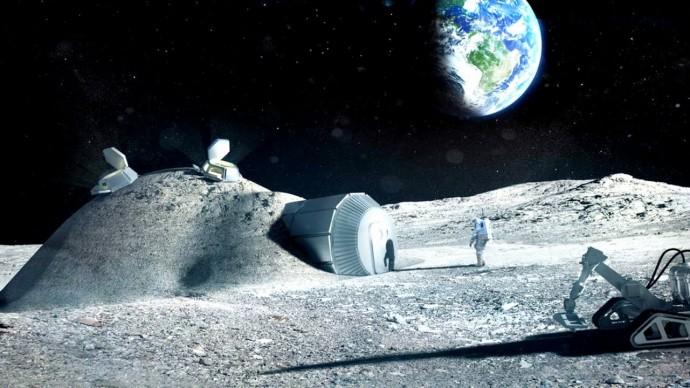 Назад на Луну