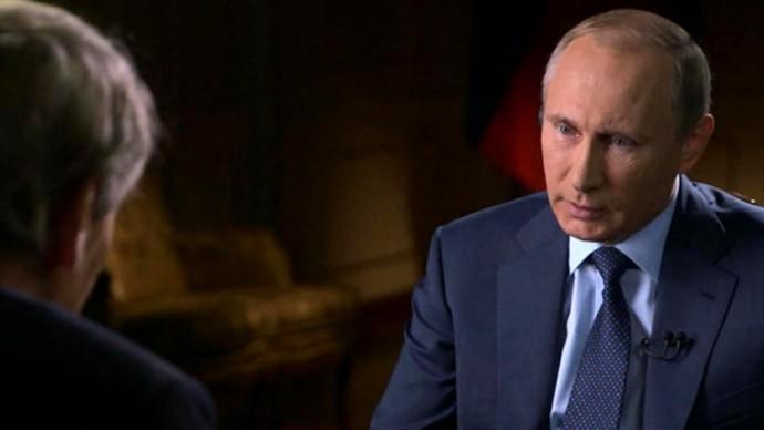Вопрос Путина в лоб ОШАРАШИЛ американского журналиста!