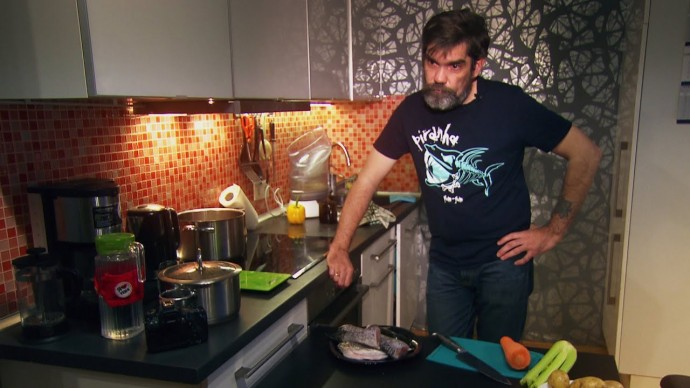 «Повар без желудка»: история кулинара, пережившего гастрэктомию