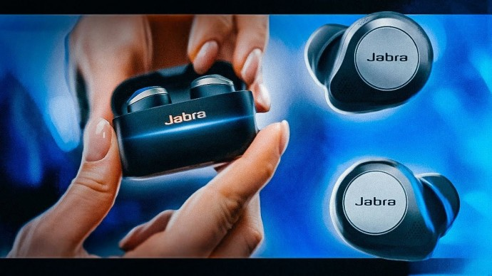 Самые необычные из всех, что у меня были – Jabra Elite 85t