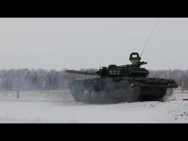 Более пяти тысяч военнослужащих проходят боевую подготовку в Сибири — видео