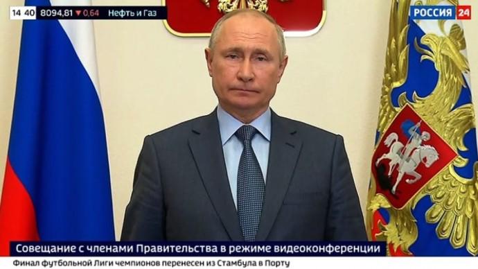 Срочно! Полное заявление Путина о трагедии в Казани!