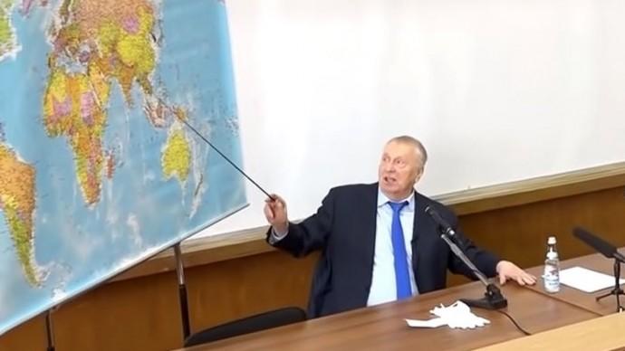 Запад ПРОТИВ России и Китая! Мощная лекция Жириновского!