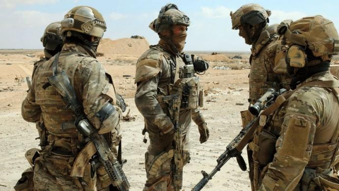 Когда мы были на войне. Спецназ (Русские богатыри) в Сирии