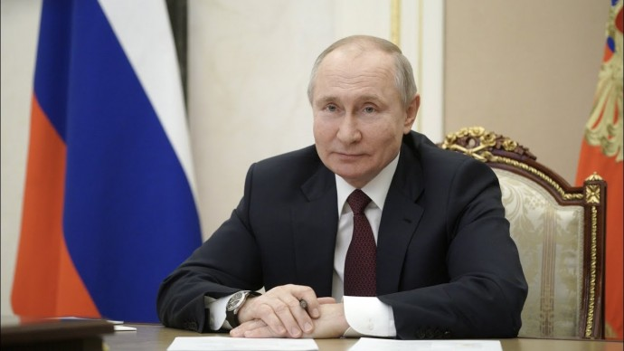 """""""Кто так обзывается, тот сам так называется"""". Путин прокомментировал слова Байдена"""