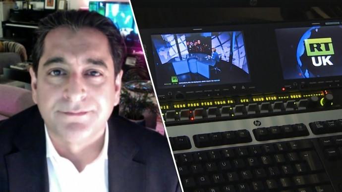 «Угроза свободе прессы»: ведущий RT в Британии о попытках лишить телеканал лицензии на вещание