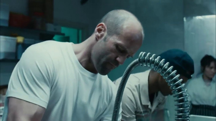 [ Боевик 2020 ] Джейсон Стэтхэм | Новый криминальный боевик 2020! Смотреть фильмы про преступников#9