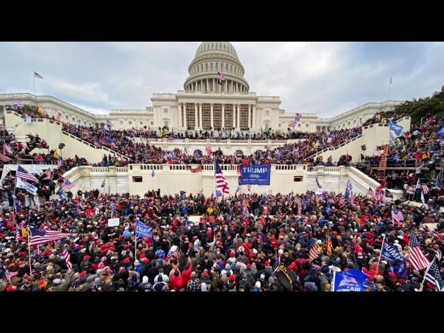 Захват Капитолия в Вашингтоне! Что ждёт США? Обсуждение