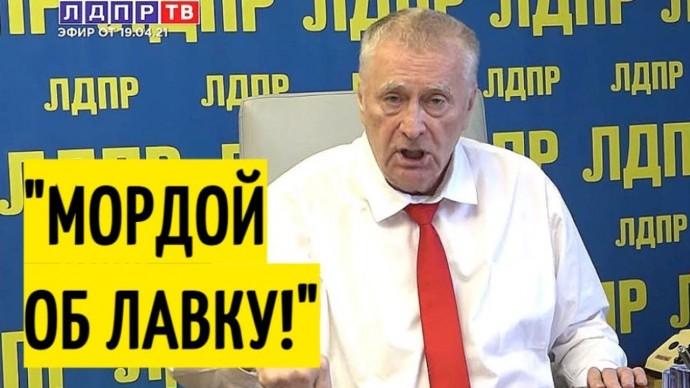 Срочно! Новое заявление Жириновского про США и Европу!