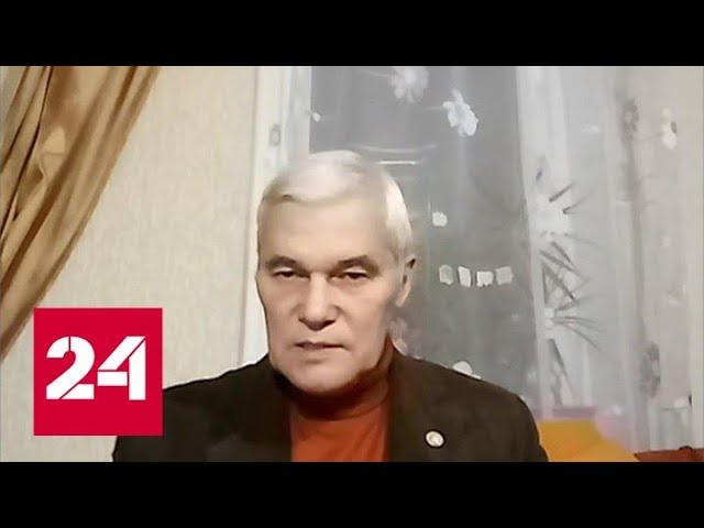 5-я студия. Константин Сивков: вторжение эсминца США в российские воды является актом военной агресс