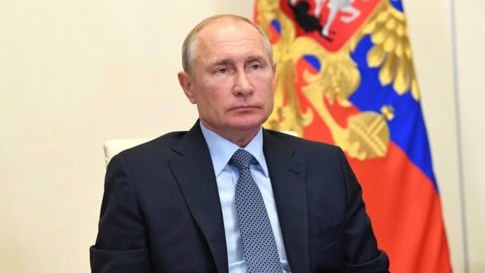 Путин потребовал восстановить окружающую среду на месте разлива топлива в Норильске