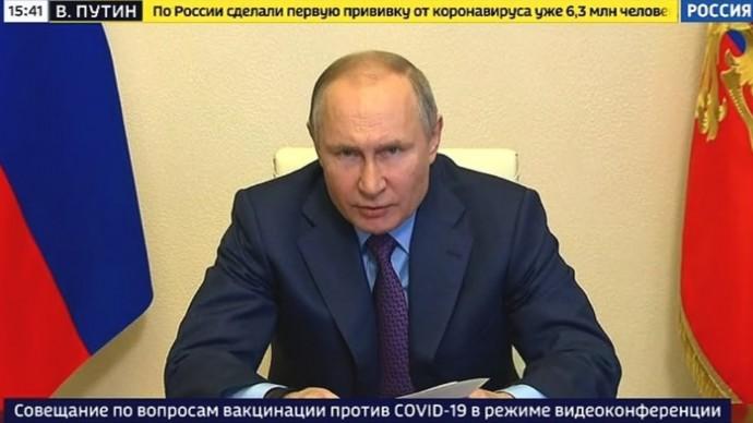 А ведь нам НИКТО не верил! Мощное заявление Путина о США!
