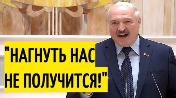 Германия в ШОКЕ! Лукашенко при всех ПРИГРОЗИЛ Меркель!