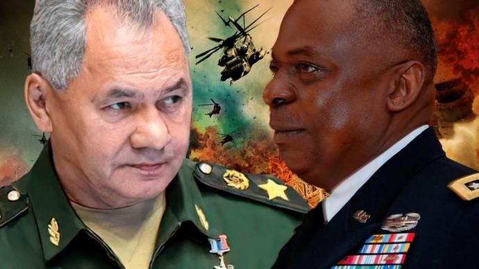 Сергей Шойгу ответил на заявления о подготовке НАТО к войне с Россией