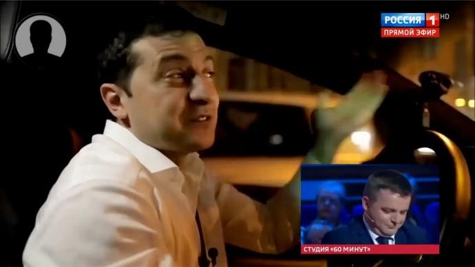 3eлeнcкий пpизнал, что говорит НА ЯЗЫКЕ BPAГA! Президент Укpaины остался МОСКАЛЕМ!