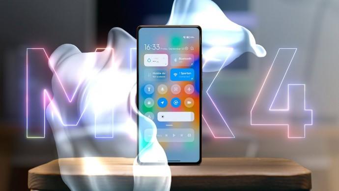 Обзор Xiaomi MIX 4 — хорошо, но плохо