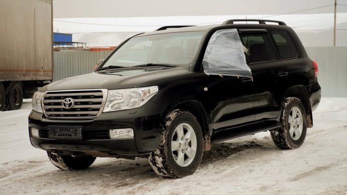 Toyota Land Cruiser 200 за 1.000.000р! Кривой, Косой, но Крутой!