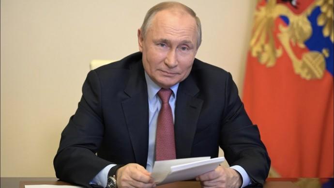 """Путин рассказал о спекуляциях вокруг """"Северного потока-2"""""""