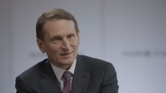 Глава российской разведки назвал Навального сакральной жертвой западных спецслужб