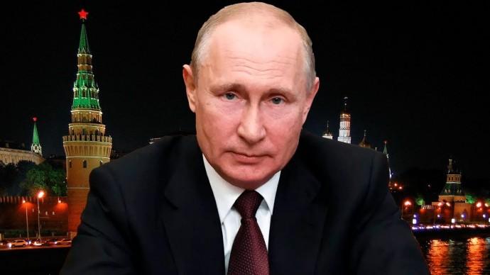 """Мощное заявление президента Путина: """"Не смейте плевать на Россию"""""""
