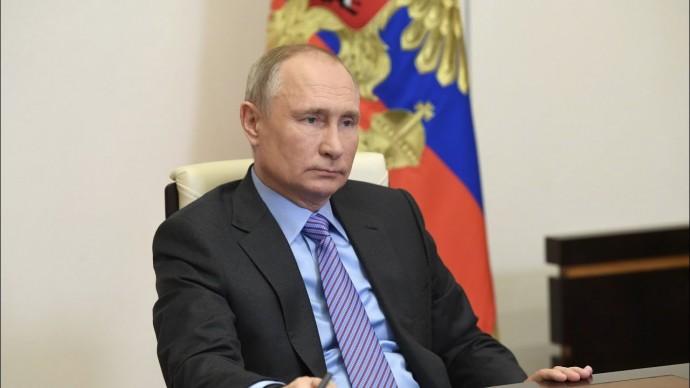 Путин назвал важный инструмент самореализации