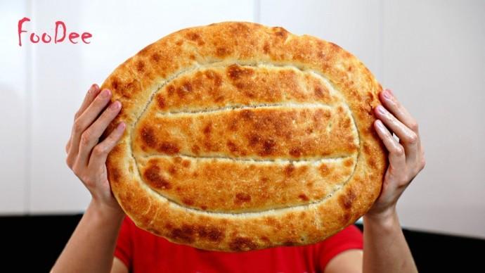 Получится у каждого! Очень вкусный домашний хлеб – Армянский хлеб Матнакаш