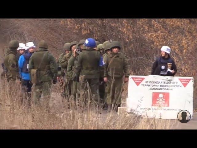 Россия показала в прямом эфире! Разведение сил в Петровском