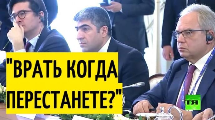 Заявление Путина ОШАРАШИЛО западных журналистов!