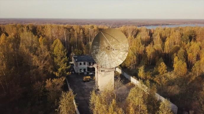 Пункт наблюдения за Солнцем: беспилотник облетел заброшенную обсерваторию «Зименки»