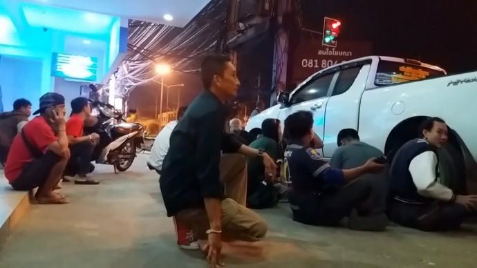 Военнослужащий открыл стрельбу по мирным жителям в Таиланде — видео