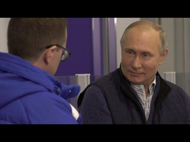 """Путин: американские компании """"за уши вытаскивают"""" с российского рынка"""