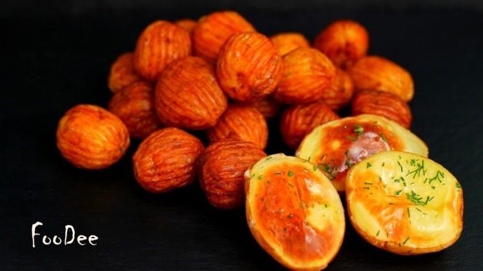 Картошка может удивить! 2 НОВЫХ способа, как приготовить картошку в духовке и на сковороде