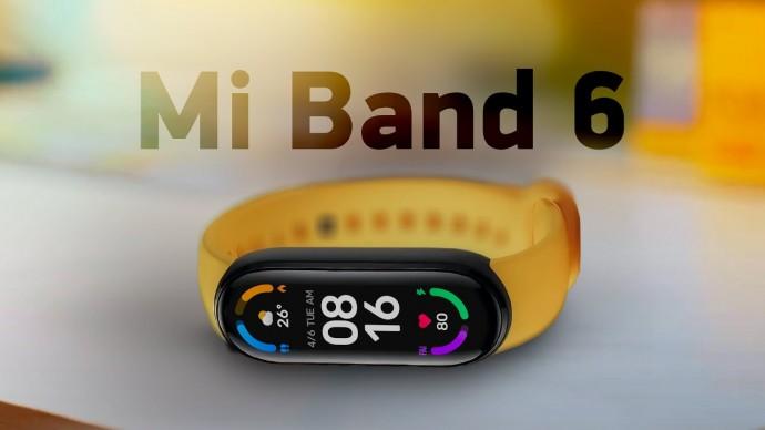 Xiaomi Mi Band 6 за 2500 рублей уже здесь!