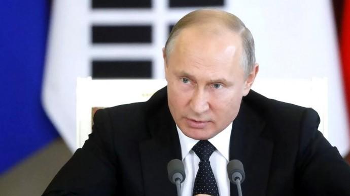 Реакция Путина на новость о победе уборщицы на выборах
