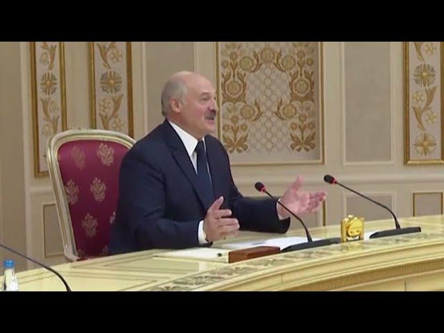 «Аж один рейс! Лучше бы не позорились»: Лукашенко о возобновлении перелётов между Белоруссией и РФ