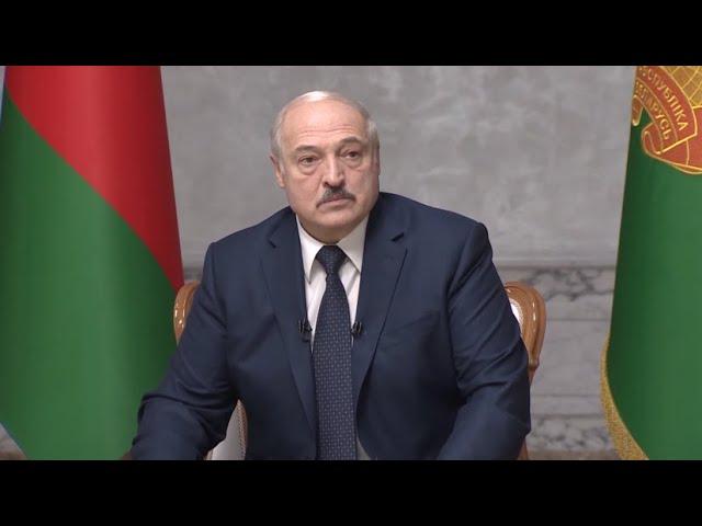 Лукашенко рассказал, что будет, если «рухнет Лукашенко»