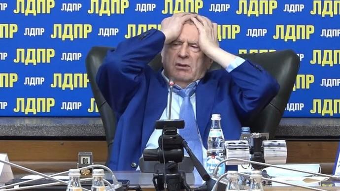 Жириновский о планах Запада столкнуть Китай и Россию!
