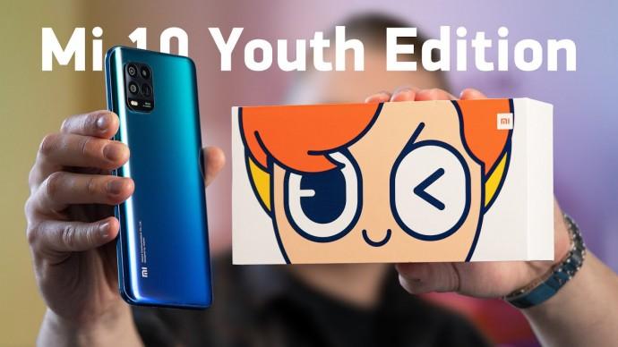 Обзор Mi 10 Youth Edition — лучше Mi 9T!