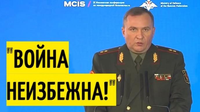 Срочно! Заявление главы Минобороны Беларуси ШОКИРОВАЛО Запад!