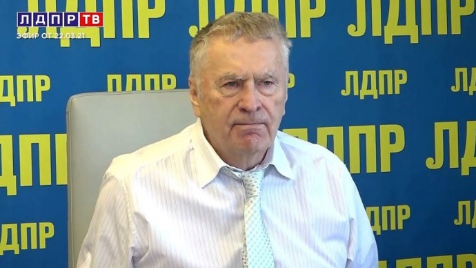 Срочно! Жириновский о плане Запада по разделу России!