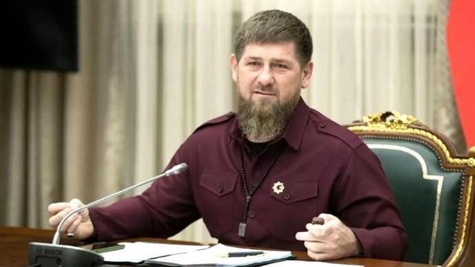 Кадыров заявил, что считает себя проектом Путина